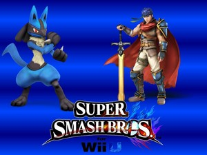 Ike and Lucario