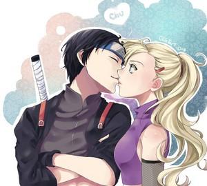 Ino and Sai