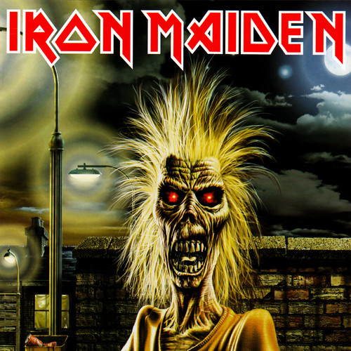 Iron Maiden wallpaper probably with anime called Iron Maiden (Remaster)