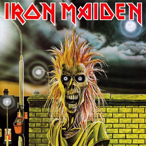 Iron Maiden wallpaper containing anime entitled Iron Maiden