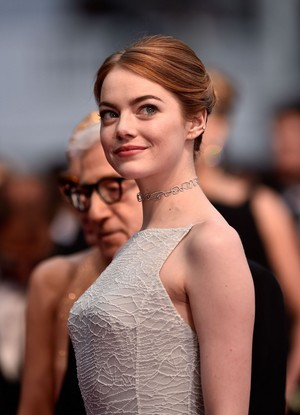 Irrational Man Premiere - Cannes Film Festival 2015