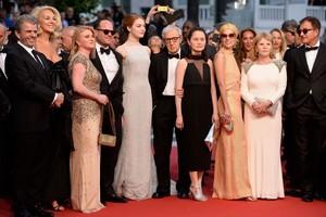 Irrational Man Premiere - Cannes Film Festival 2015