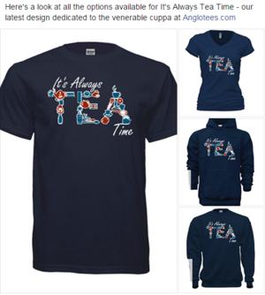 It's always teh Time