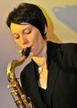 JOSEPHIN from THE JAZZ REPORTERS - jazz photo