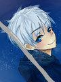 Jack Frost - childhood-animated-movie-heroes fan art