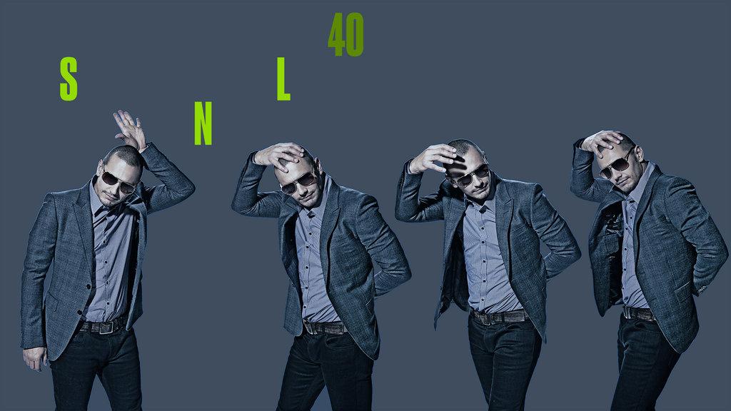 James Franco Hosts SNL: December 6, 2014