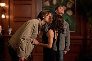 Jared, Jensen, and Gen in The French Mistake