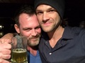 Jared Padalecki and TyOlsson