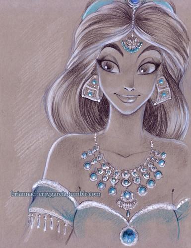 Aladdin wallpaper titled Jasmine
