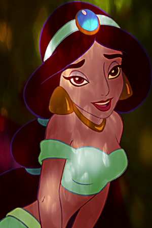 Jasmine iPhone 4 Background