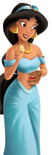 Disney Princess achtergrond entitled jasmijn - .png file