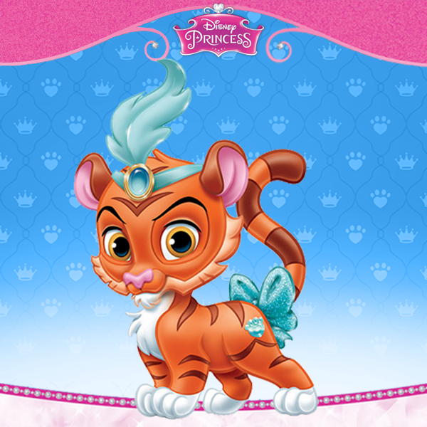 Disney Princess Palace Pets Images Jasmines Tiger Sultan