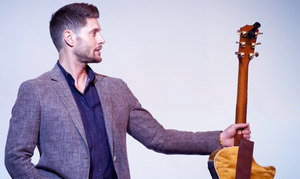 Jensen With a gitara