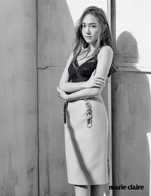 Jessica Jung for ''Marie Clare''