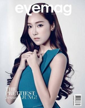 Jessica for 'eyemag'