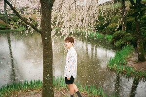 Jimin 'Mood for 愛 : Blossom' concept 写真