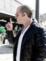 Johnny Depp as Whitey Bulger - Black Mass