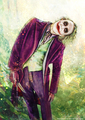 Joker - the-joker-and-harley-quinn fan art