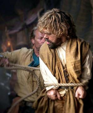 Jorah Mormont & Tyrion Lannister
