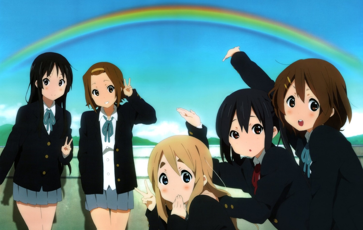 K-On! 彩虹