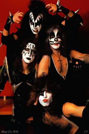 Ciuman ~Amsterdam…May 23, 1976
