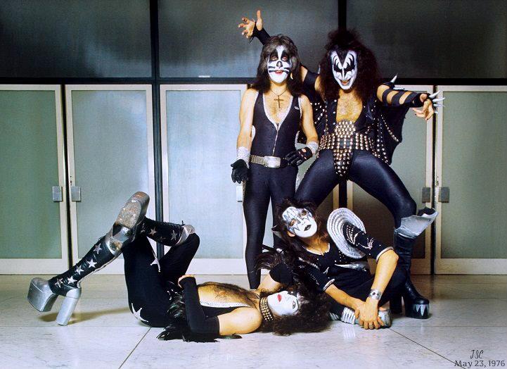 KISS ~Amsterdam…May 23, 1976