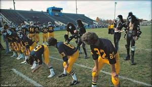 Ciuman (Cadillac High School) Cadillac, Michigan ~October 10, 1975