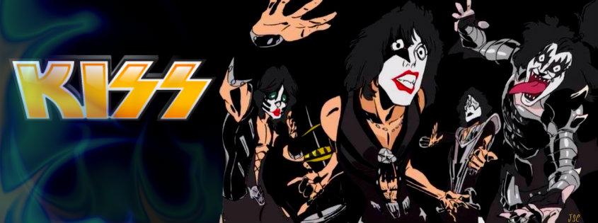 Kiss FB cover pics