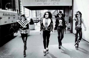 Kiss ~New York City ~April 24, 1974