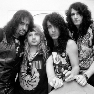 吻乐队(Kiss) ~(Revenge tour) 1992