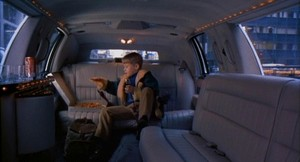 Kevin in a Limo