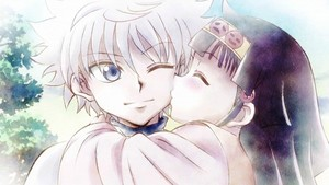 Killua and Alluka