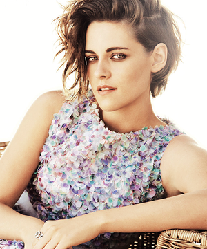 Kristen Stewart Harper Bazaar 2015 photoshoot