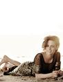 Kristen Stewart Harper Bazaar photoshoot 2015