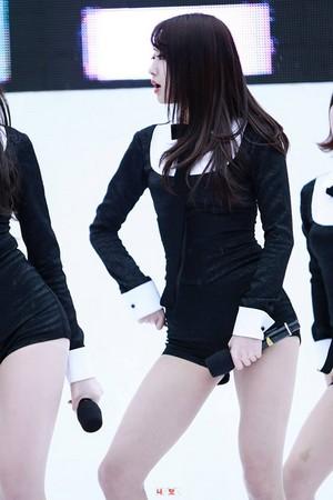 KyungRi - CBS Loving концерт