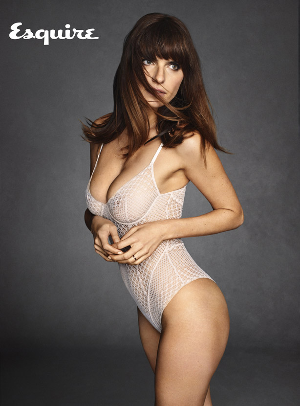 Kristen bell bikini esquire