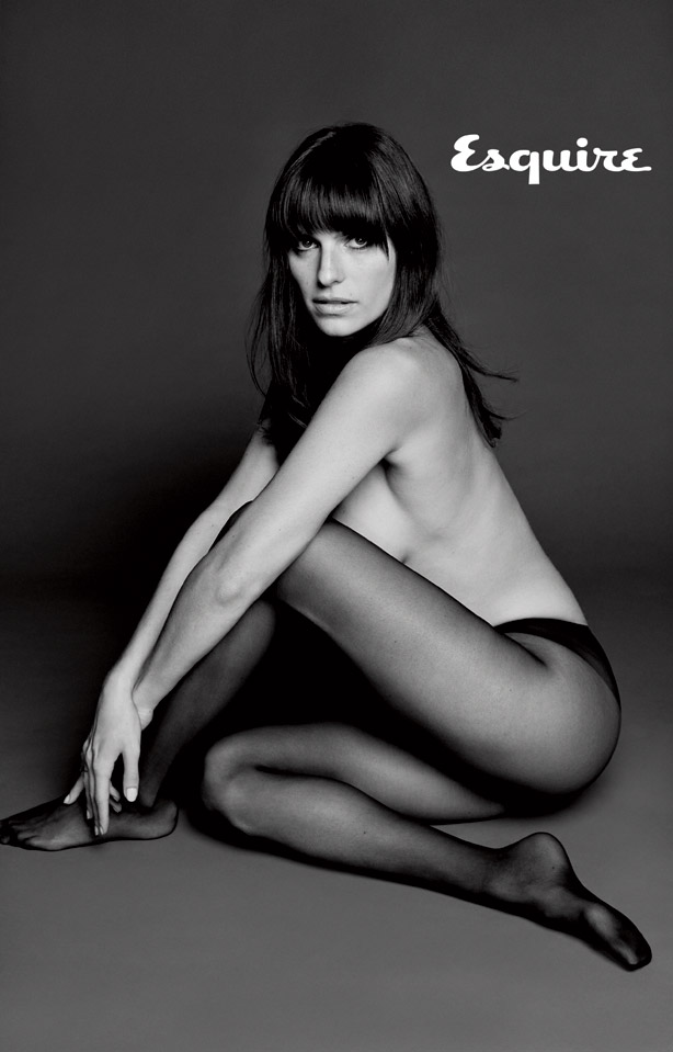 Lake Bell - Esquire Photoshoot - May 2014