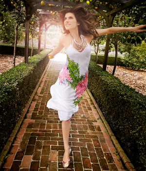 Lake bel, bell - O Magazine Photoshoot - April 2010
