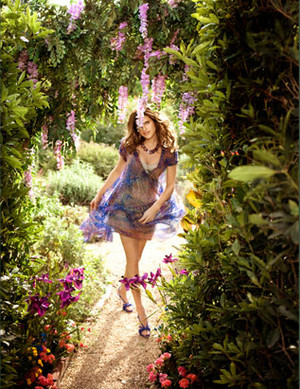 Lake ベル - O Magazine Photoshoot - April 2010