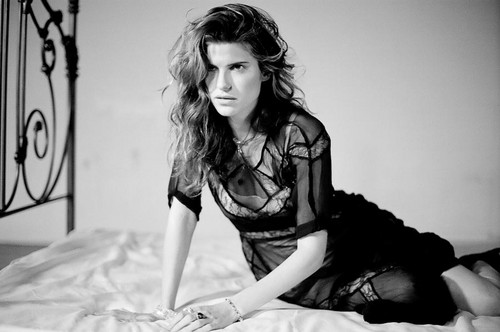Lake Bell wallpaper probably with a living room, a bedroom, and a drawing room entitled Lake Bell - The Lab Magazine Photoshoot - 2012