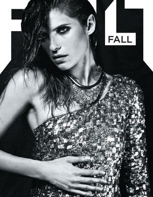 Lake Bell in Fault Magazine - Fall 2013