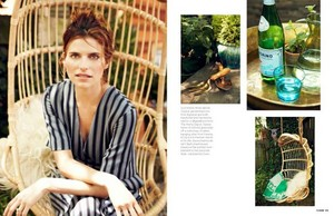 Lake 벨 in Lonny Magazine - July/August 2013