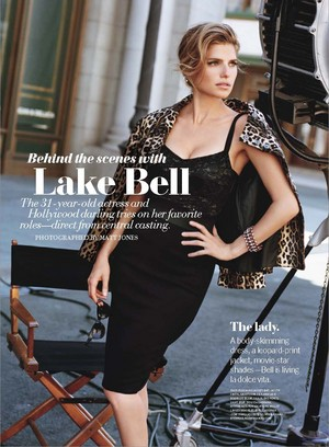 Lake loceng in Lucky Magazine - 2010
