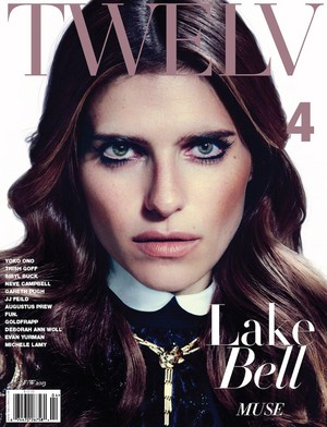 Lake 벨 in Twelv Magazine - Fall 2013