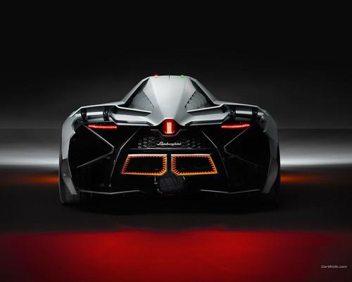 Lamborghini Wallpaper Called Lamborghini Egoista