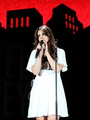 Lana Del Rey The Endless Summer Tour in Los Angeles, CA