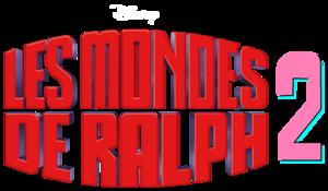 Les Mondes de Ralph 2 Logo