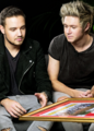 Liam and Niall - one-direction photo