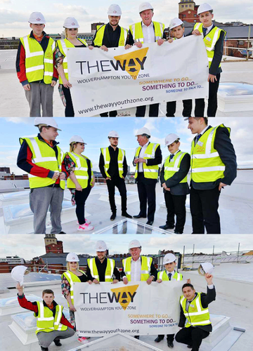 Liam payne images liam at the site of wolverhampton s new for Home zone wallpaper wolverhampton