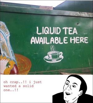 Liquid چائے